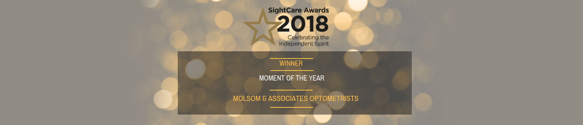 sightcare award winner